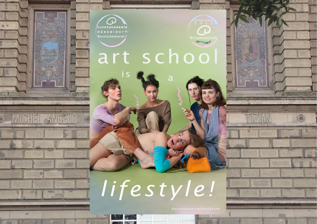 Luki von der Gracht #artstudentsofthefuture
