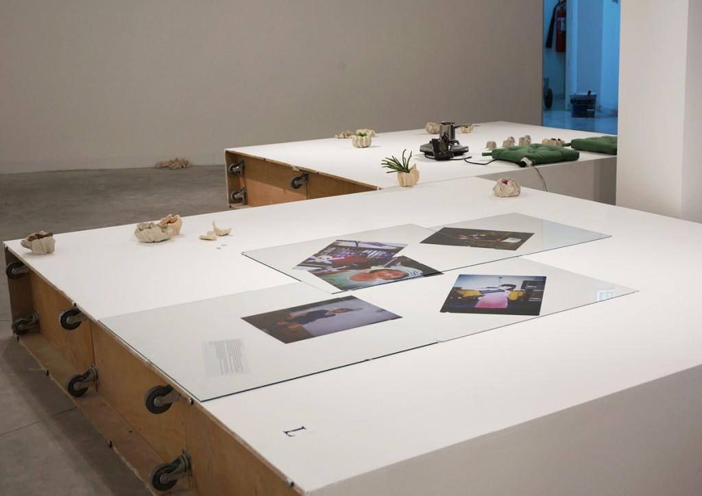 Luki von der Gracht Slohagenhallah Project